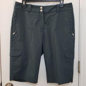 Nike Dri-Fit Golf Shorts Dark Green